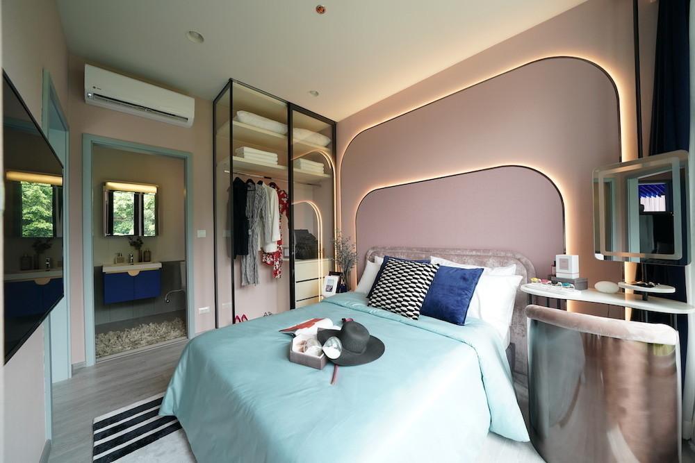 เอ็กซ์ที ห้วยขวาง - ขาย คอนโด 1 ห้องนอน ติด MRT ห้วยขวาง | Ref. TH-BLOFMZJA