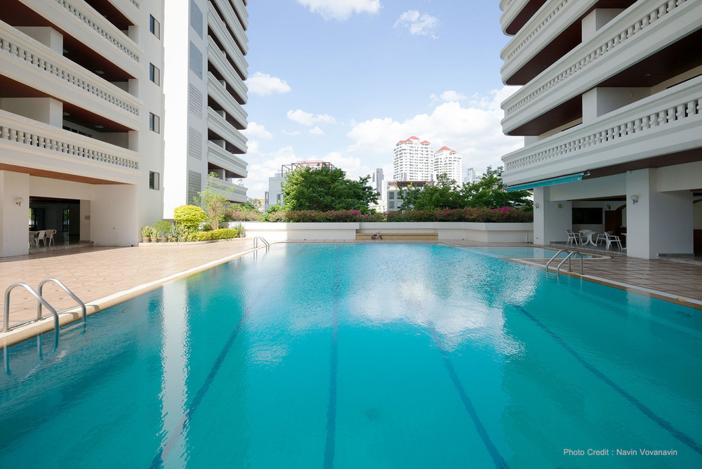 Sethiwan Mansion Sukhumvit 49 - For Rent 2 Beds Condo in Watthana, Bangkok, Thailand | Ref. TH-IDEEIWKL