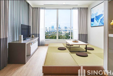 For Rent Condo 50 sqm in Khlong Toei, Bangkok, Thailand