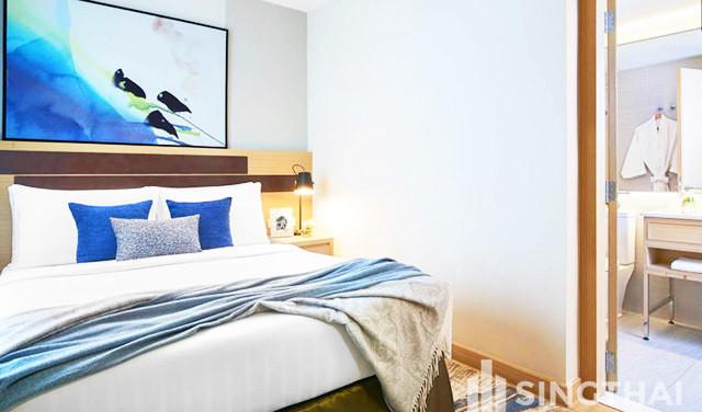ชามา เลควิว อโศก - ให้เช่า คอนโด 2 ห้องนอน คลองเตย กรุงเทพฯ | Ref. TH-ZHPZLHXY