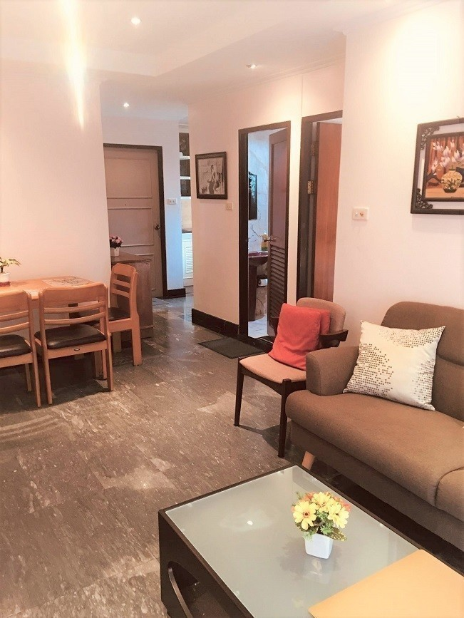 Prasanmit Condominium - For Sale or Rent 2 Beds Condo Near MRT Sukhumvit, Bangkok, Thailand   Ref. TH-GQMDVUGD