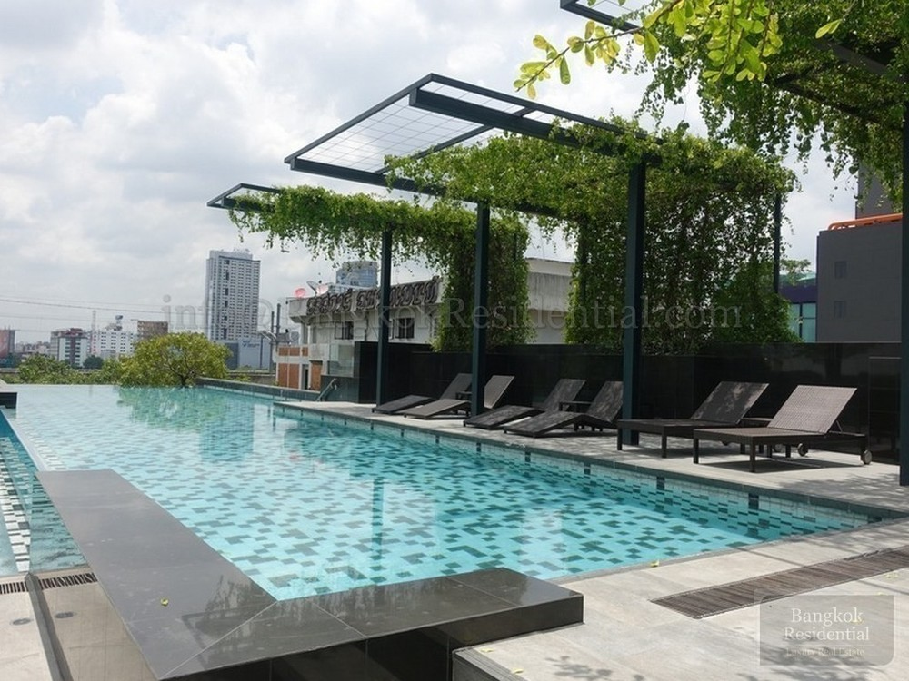 Circle Living Prototype - For Rent 1 Bed Condo in Ratchathewi, Bangkok, Thailand | Ref. TH-MOKOQZVE