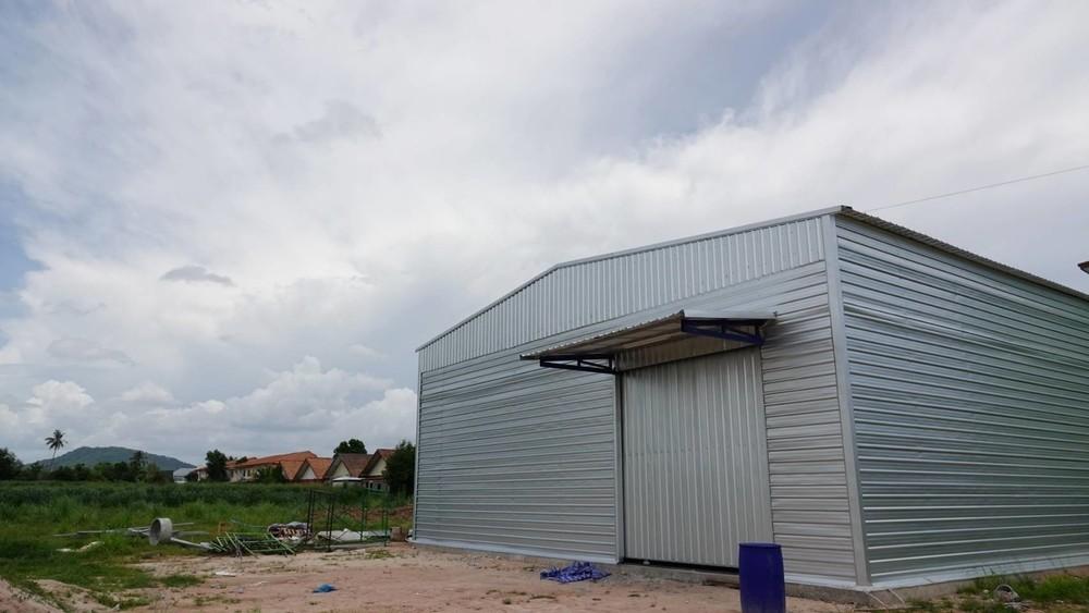 For Rent Warehouse 300 sqm in Krathum Baen, Samut Sakhon, Thailand | Ref. TH-FHJELNOZ