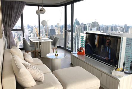 Продажа или аренда: Кондо с 2 спальнями возле станции BTS Asok, Бангкок, Таиланд