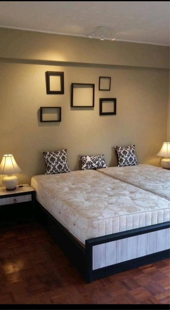 Baan Prida - For Rent 3 Beds Condo Near BTS Nana, Bangkok, Thailand | Ref. TH-XMBDZICS