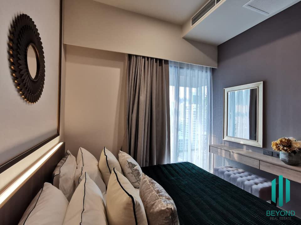 ไซมิส เอ๊กซ์คลูซีพ สุขุมวิท 31 - ให้เช่า คอนโด 2 ห้องนอน วัฒนา กรุงเทพฯ | Ref. TH-LNAUOYFV
