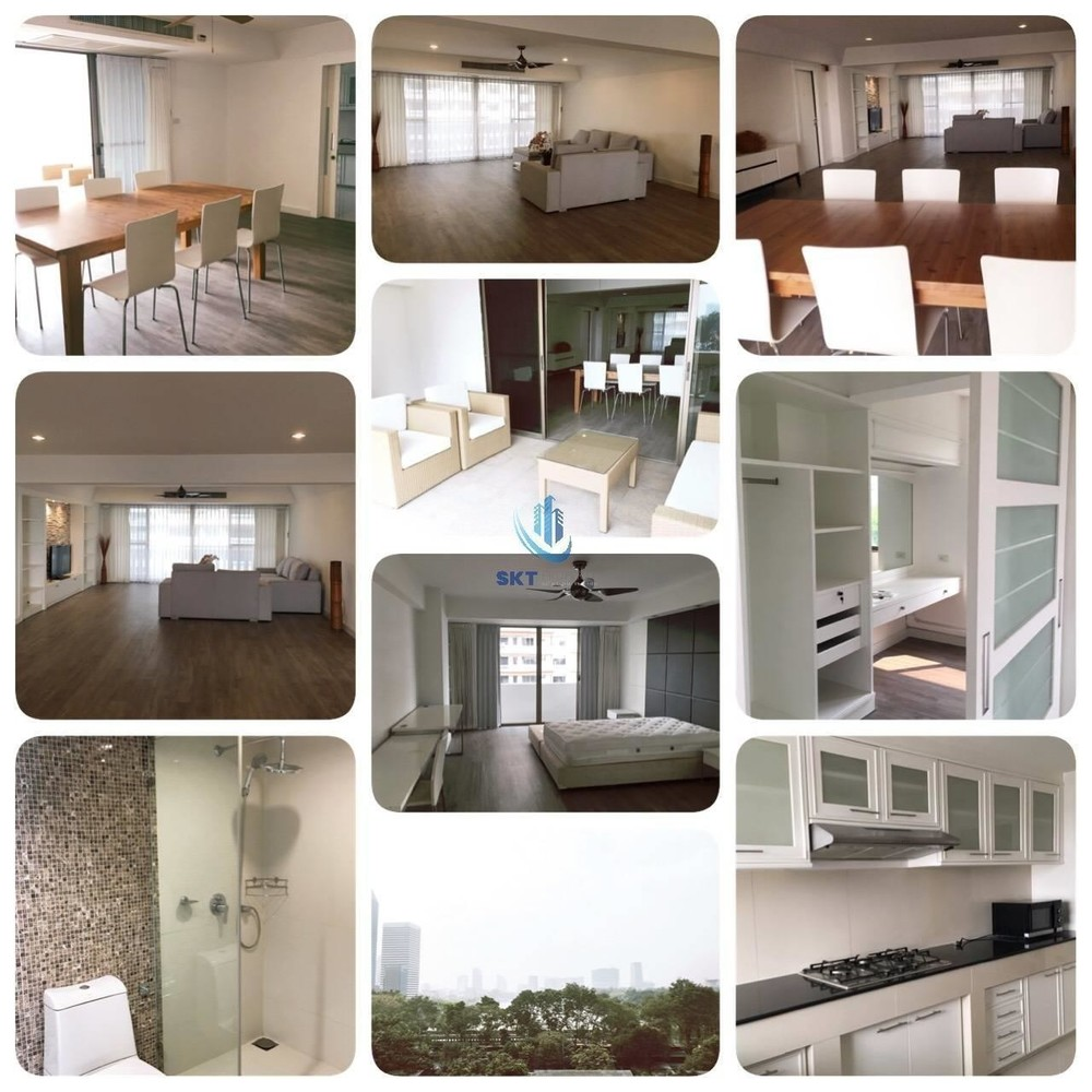 Prem Mansion - For Rent 3 Beds Condo Near BTS Asok, Bangkok, Thailand | Ref. TH-PVPZSJML