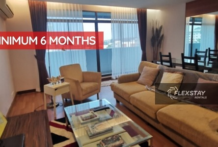 For Rent 2 Beds Condo in Phra Khanong, Bangkok, Thailand