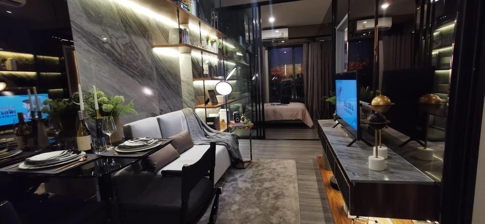 Ideo Sukhumvit – Rama 4 - Продажа: Кондо c 1 спальней возле станции BTS Phra Khanong, Bangkok, Таиланд | Ref. TH-XVCBYVWR