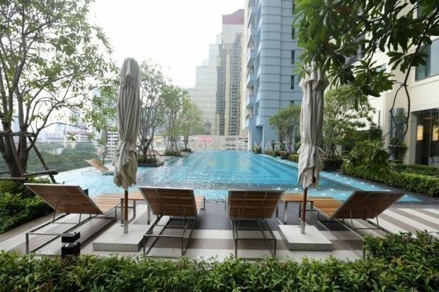 Q Asoke - Продажа: Кондо c 1 спальней возле станции MRT Phetchaburi, Bangkok, Таиланд | Ref. TH-EBBQUVXJ