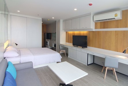 For Sale or Rent Condo 34 sqm Near BTS Surasak, Bangkok, Thailand