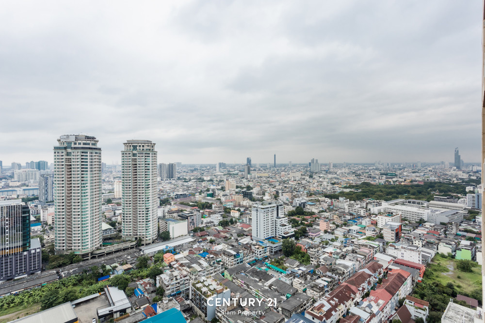The Empire Place - For Rent 1 Bed コンド Near BTS Chong Nonsi, Bangkok, Thailand | Ref. TH-MVQGLISE