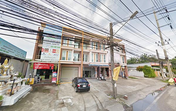 ให้เช่า อาคารพาณิชย์ 2 ห้องนอน เมืองภูเก็ต ภูเก็ต | Ref. TH-WQVKPJVR