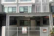 ขาย หรือ เช่า ทาวน์เฮ้าส์ 3 ห้องนอน ทุ่งครุ กรุงเทพฯ