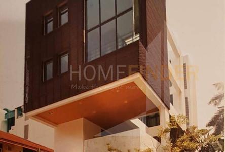 ขาย บ้านเดี่ยว 3 ห้องนอน ปทุมวัน กรุงเทพฯ