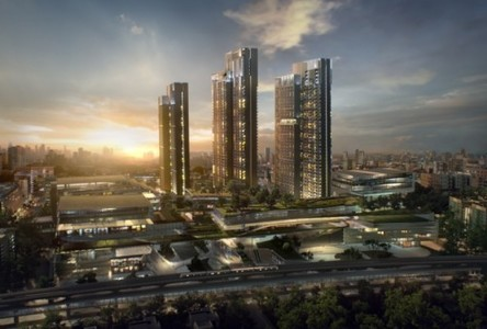 For Rent 4 Beds Condo Near BTS Ari, Bangkok, Thailand