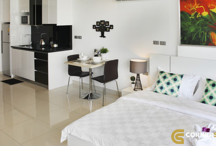 For Sale or Rent Condo 42 sqm in Bang Lamung, Chonburi, Thailand
