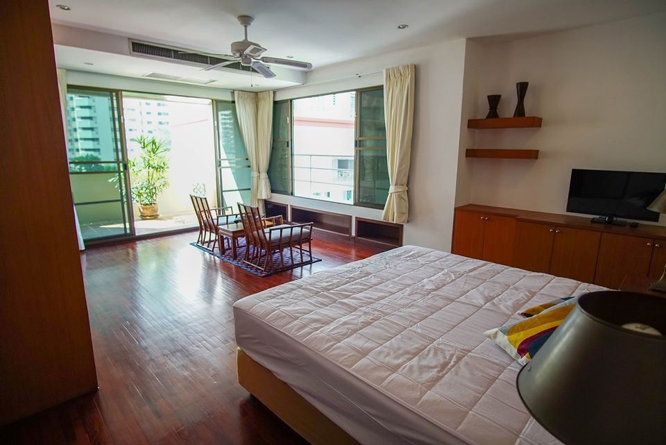 Raintree Village Apartment - For Rent 3 Beds コンド Near BTS Phrom Phong, Bangkok, Thailand | Ref. TH-RUZQWWIQ