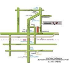Located in the same building - Lumpini Place Rama IX - Ratchada
