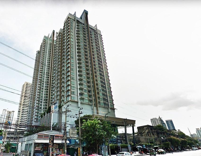 Circle Condominium - В аренду: Кондо c 1 спальней в районе Ratchathewi, Bangkok, Таиланд | Ref. TH-RPTVRMAS