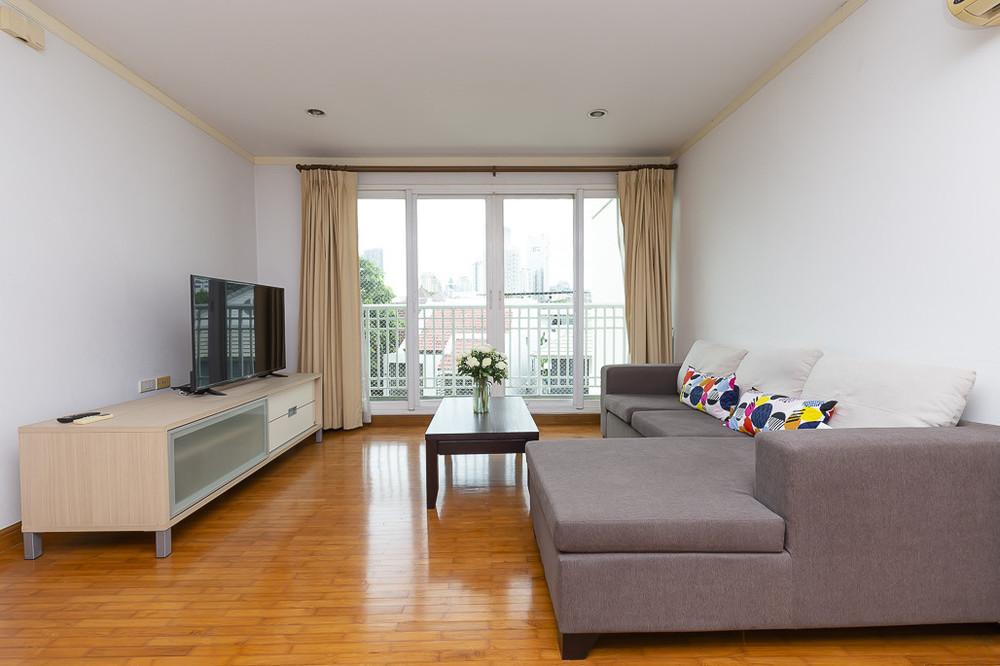 บ้าน สิริ สาทร - ขาย หรือ เช่า คอนโด 1 ห้องนอน ยานนาวา กรุงเทพฯ | Ref. TH-JHJQVFOL