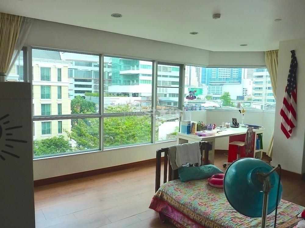 Bangkok View Tower - For Rent 4 Beds Condo Near BTS Phrom Phong, Bangkok, Thailand | Ref. TH-HIKXLBGL