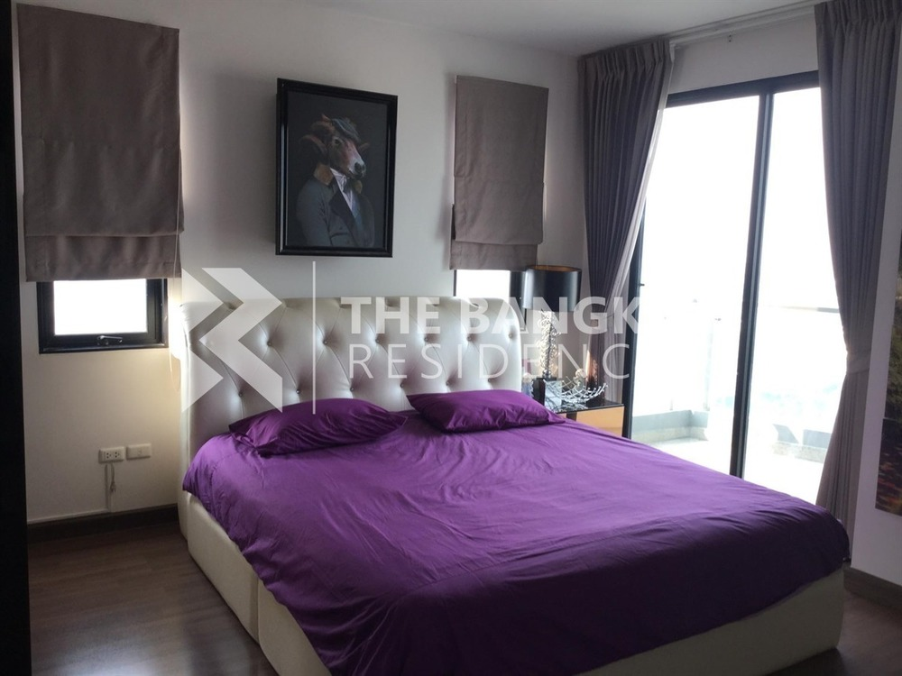 Supalai Premier Ratchathewi - For Rent 2 Beds Condo Near BTS Ratchathewi, Bangkok, Thailand   Ref. TH-QSKEBCMM