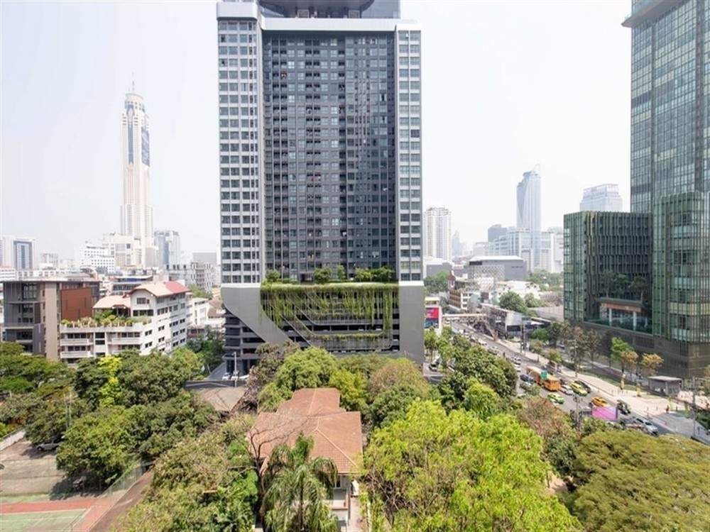 Ideo Q Ratchathewi - For Sale 2 Beds Condo Near BTS Ratchathewi, Bangkok, Thailand | Ref. TH-ETXTVPYF