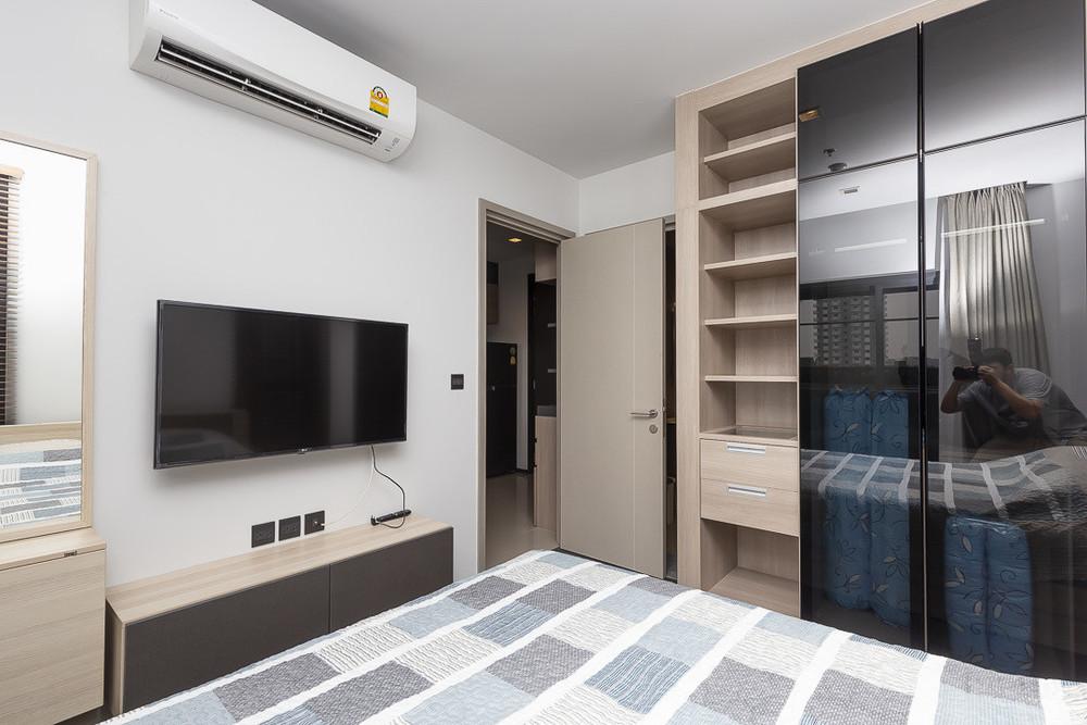 เดอะ ไลน์ อโศก-รัชดา - ขาย คอนโด 1 ห้องนอน ห้วยขวาง กรุงเทพฯ | Ref. TH-EDRIAQWD