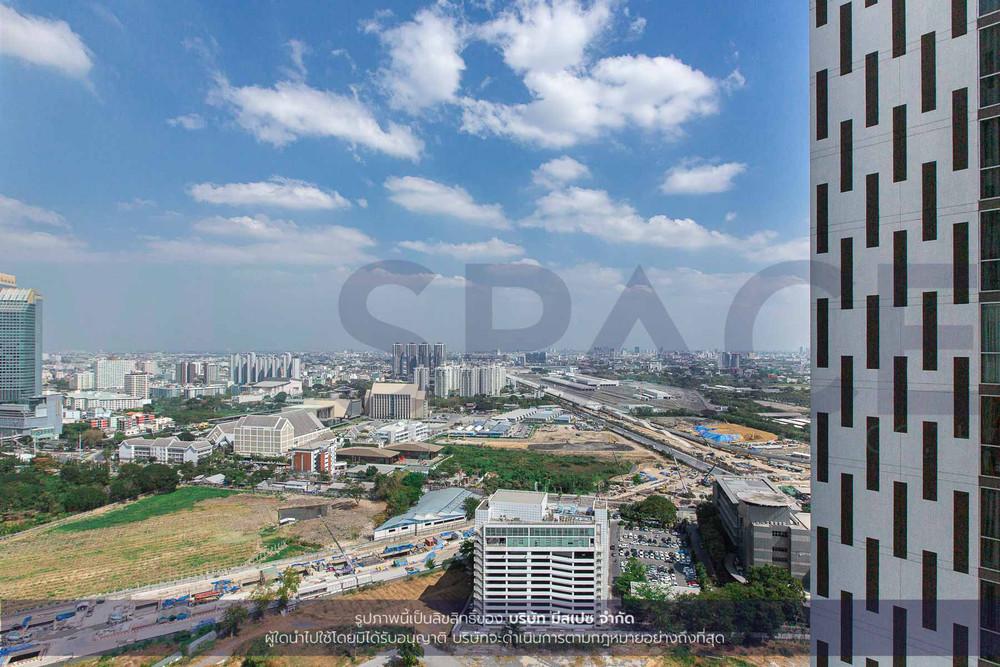 โนเบิล รีวอลฟ์ รัชดา - ขาย คอนโด 21.67 ตรม. ติด MRT ศูนย์วัฒนธรรมแห่งประเทศไทย | Ref. TH-APYTOANV