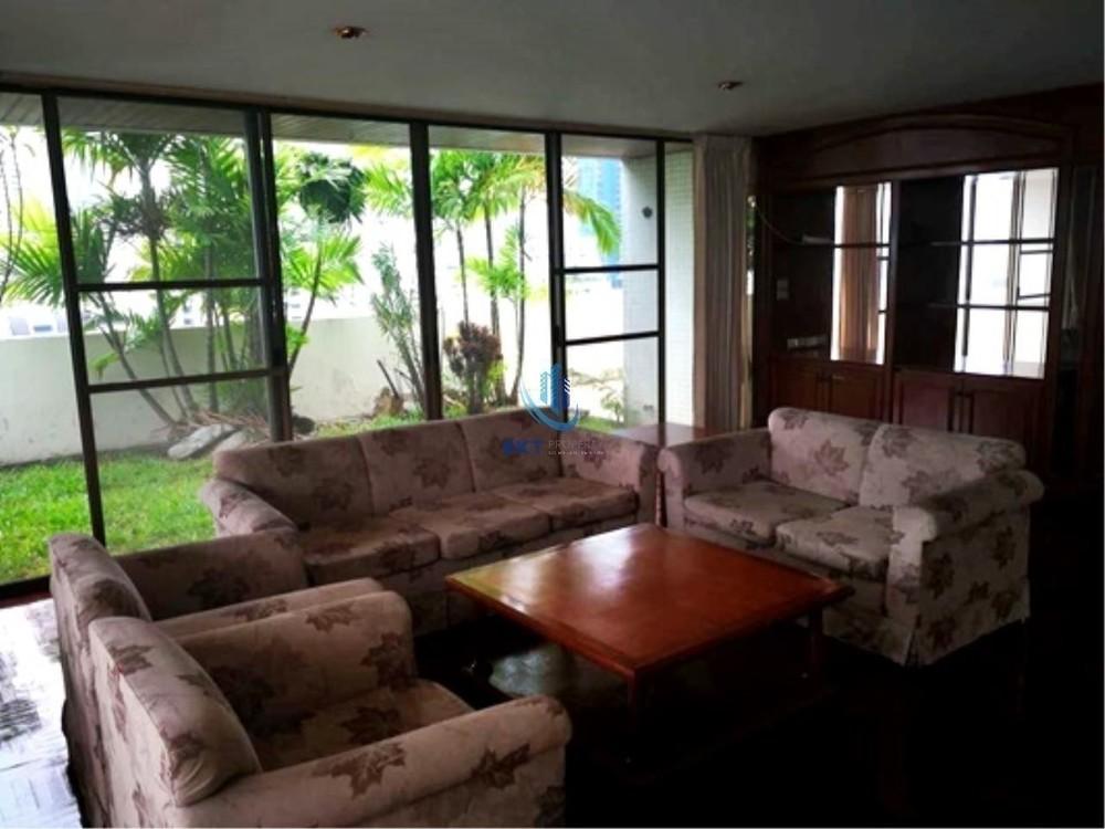 Sriratana Mansion 1 - В аренду: Кондо с 3 спальнями возле станции BTS Asok, Bangkok, Таиланд | Ref. TH-MPJWEWUW