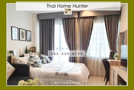 For Sale コンド 23 sqm Near MRT Phraram Kao 9, Bangkok, Thailand