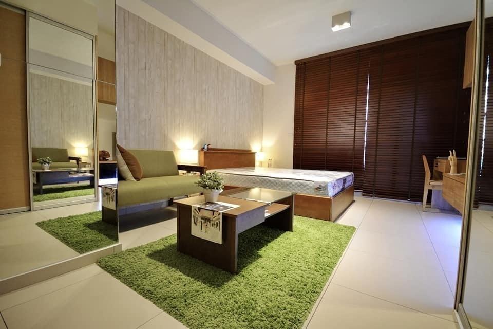 The Lofts Ekkamai - В аренду: Кондо c 1 спальней возле станции BTS Ekkamai, Bangkok, Таиланд | Ref. TH-HRYUONTQ