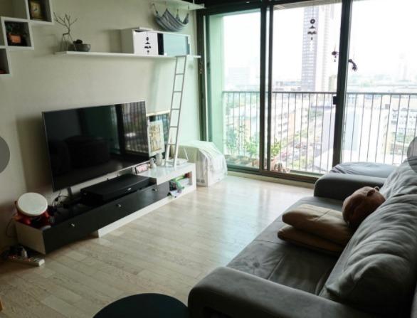 Noble Solo - Продажа или аренда: Кондо c 1 спальней в районе Watthana, Bangkok, Таиланд | Ref. TH-AJTQDTQR