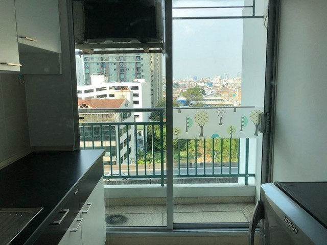 Supalai Park Asoke - Ratchada - В аренду: Кондо c 1 спальней возле станции MRT Phraram Kao 9, Bangkok, Таиланд | Ref. TH-LUYDNDCF