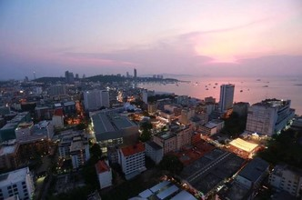 Located in the same building - The Base Central Pattaya