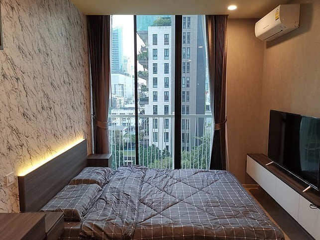 Noble Recole - For Sale or Rent 2 Beds コンド Near MRT Sukhumvit, Bangkok, Thailand | Ref. TH-GZOHCOYR