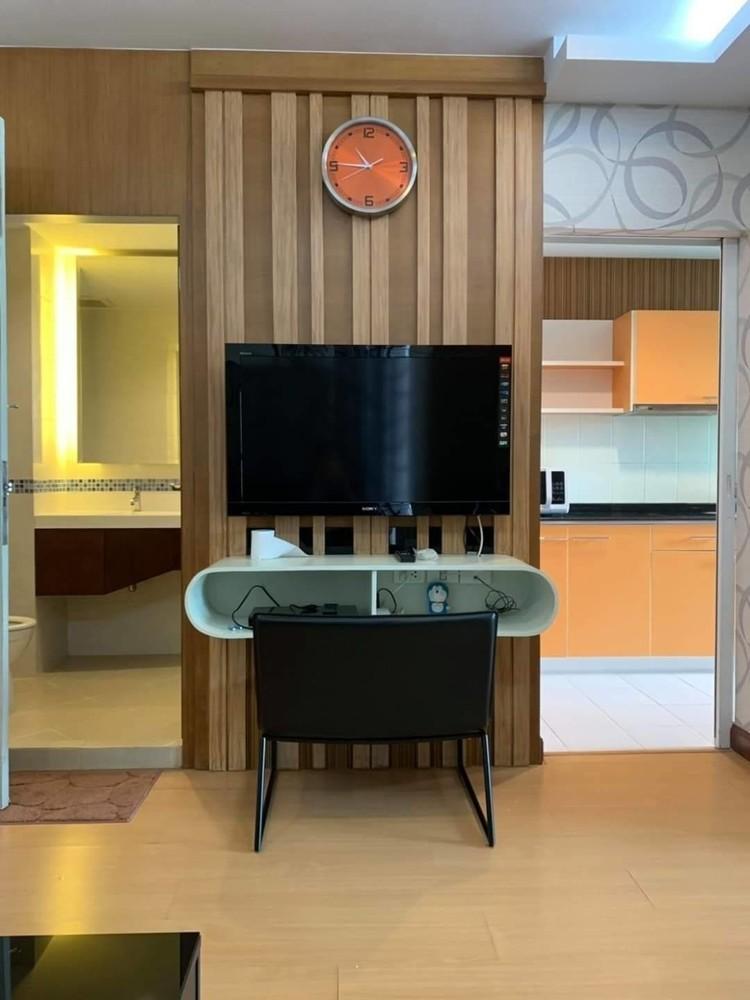 ไลฟ์ แอท รัชดา-ห้วยขวาง - ให้เช่า คอนโด 1 ห้องนอน ติด MRT ห้วยขวาง | Ref. TH-LKVASLCE