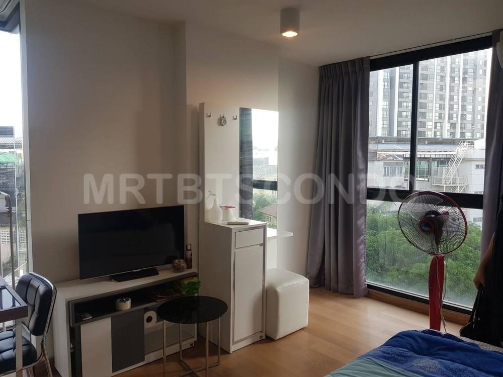 Bangkok Feliz Sukhumvit 69 - For Rent Condo 29 sqm Near BTS Phra Khanong, Bangkok, Thailand | Ref. TH-IZLBABXP