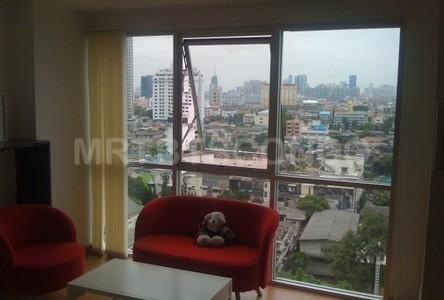 В аренду: Кондо 47 кв.м. возле станции BTS Surasak, Bangkok, Таиланд