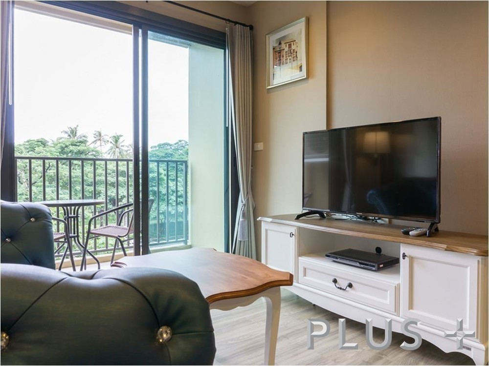 Rain - For Sale or Rent 1 Bed Condo in Cha Am, Phetchaburi, Thailand | Ref. TH-YPAHITHU