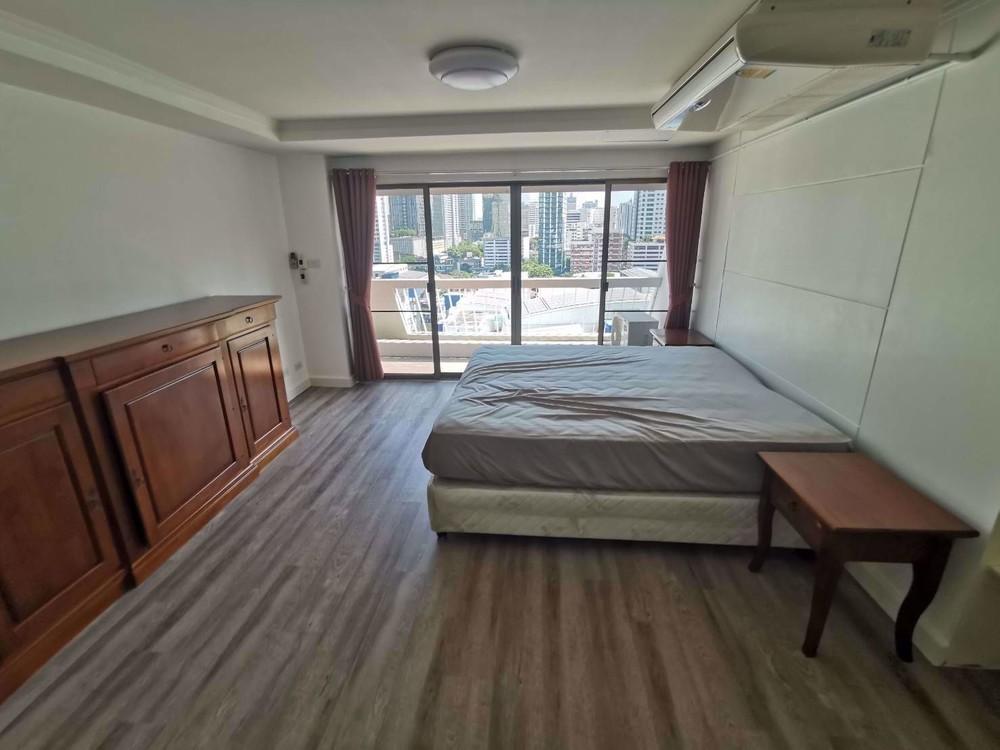 Ruamjai Heights - Продажа или аренда: Кондо с 3 спальнями возле станции MRT Phetchaburi, Bangkok, Таиланд | Ref. TH-GQBAOQKQ