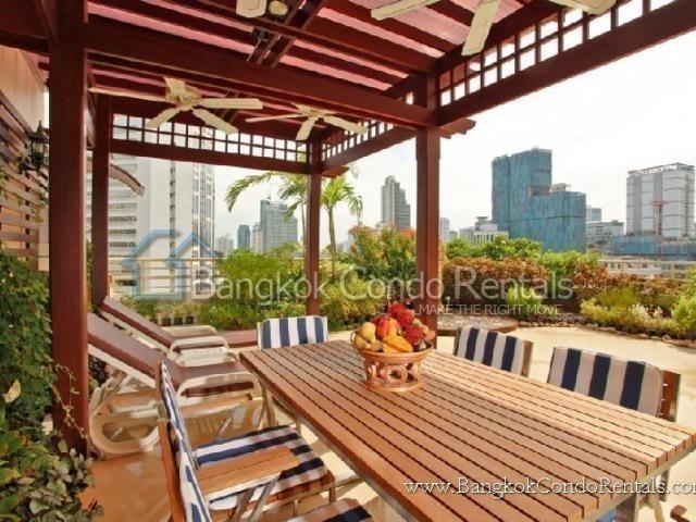 Saranjai Mansion - Продажа или аренда: Кондо с 3 спальнями возле станции BTS Nana, Bangkok, Таиланд | Ref. TH-EFMXUDQW