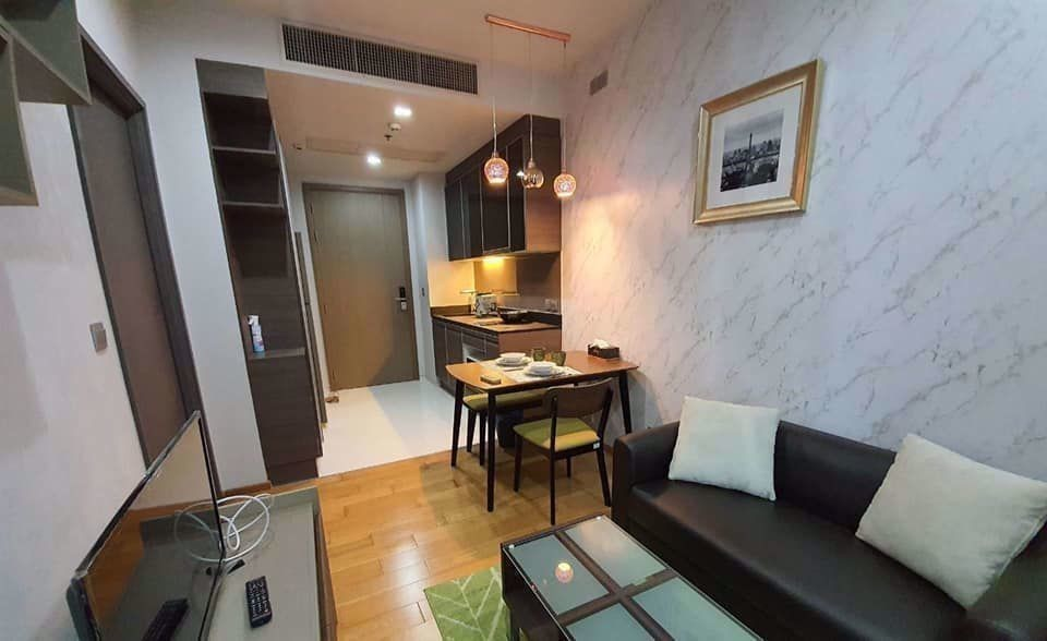 Keyne - For Sale or Rent 1 Bed コンド Near BTS Thong Lo, Bangkok, Thailand | Ref. TH-KVJEPMTG