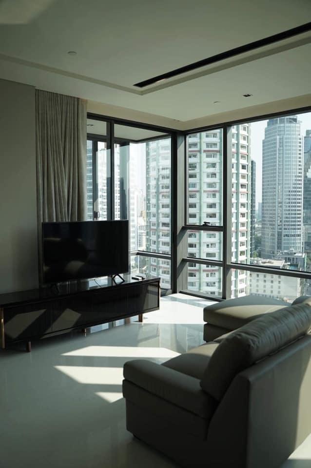 The Bangkok Thonglor - For Rent 2 Beds コンド Near BTS Thong Lo, Bangkok, Thailand   Ref. TH-RGWJJNDM