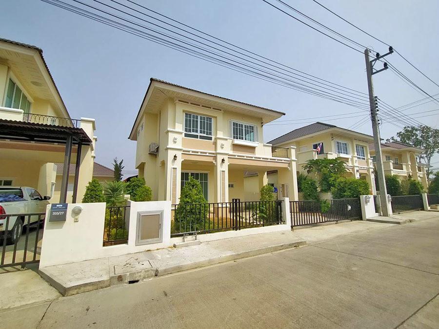 ขาย บ้านเดี่ยว 4 ห้องนอน สันทราย เชียงใหม่ | Ref. TH-DNAYDEEM