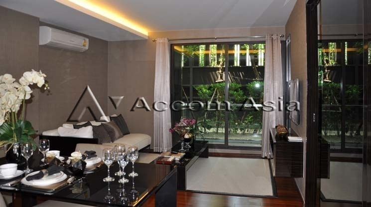 The Address Sukhumvit 61 - For Sale or Rent 1 Bed Condo Near BTS Ekkamai, Bangkok, Thailand | Ref. TH-IRCWJPHC