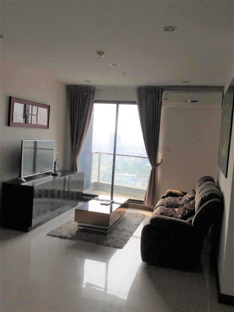 Supalai Premier Ratchathewi - For Rent 2 Beds Condo Near BTS Ratchathewi, Bangkok, Thailand | Ref. TH-HWCVUUDU