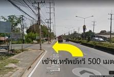 For Sale Land 2,068 sqm in Sam Khok, Pathum Thani, Thailand