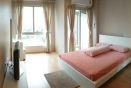 ให้เช่า คอนโด 1 ห้องนอน ติด BTS ตลาดพลู